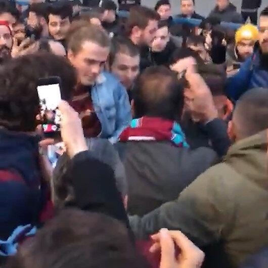 Ünal Karaman Trabzondan ayrıldı