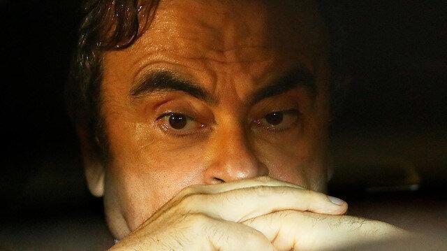 Dünya bunu konuşuyor: Interpol'den Eski Nissan CEO'su Ghosn'e kırmızı bülten