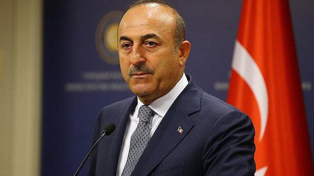 """Bakan Çavuşoğlu'ndan, Yusuf Yazıcı'ya """"geçmiş olsun"""" telefonu"""