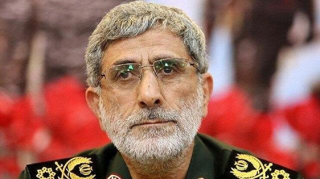 İran dini lideri Hamaney, Kasım Süleymani'nin yerine yardımcısını atadı