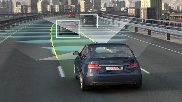 Bosch, sürücüsüz otomobiller için LIDAR sensörler üretmeye başladı