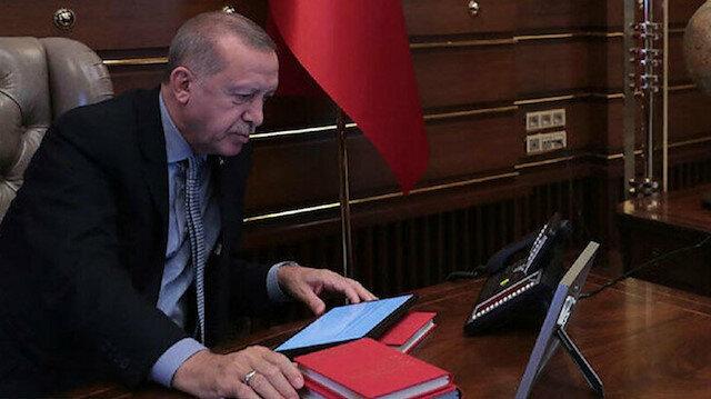 Üst düzey Türk yetkili: Erdoğan, Ruhani ile görüşmesinde Süleymani için 'şehit' ifadesi kullanmadı