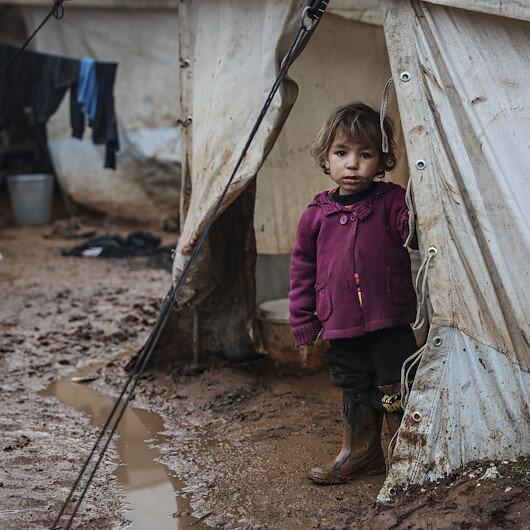 İdlibde bir gün bir ömre bedel...