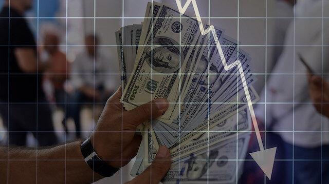 Dolar ve faizde büyük düşüş: 2,5 yılın en düşük seviyesinde