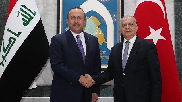 Bakan Çavuşoğlu: Bu zor günlerinde Iraklı kardeşlerimizi yalnız bırakmayacağız