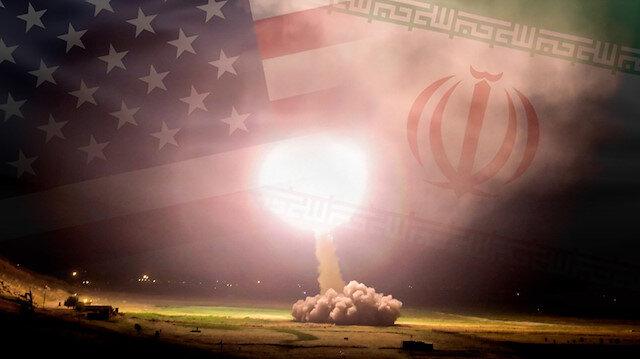 İran durmuyor: ABD Büyükelçiliği'ne iki roket fırlattı