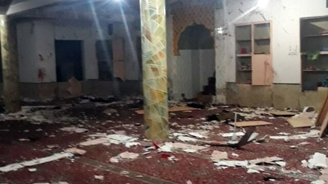 Pakistan'da cami saldırısı: 15 kişi hayatını kaybetti