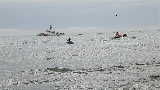 Karadeniz'de tanker ile balıkçı teknesi çarpıştı: 3 balıkçı aranıyor