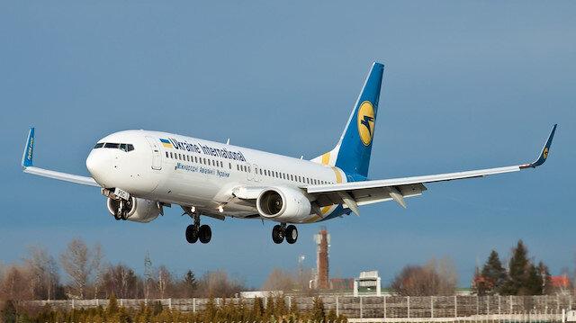 Ukrayna Hava Yolları: Artık İran üzerinde uçmayacağız