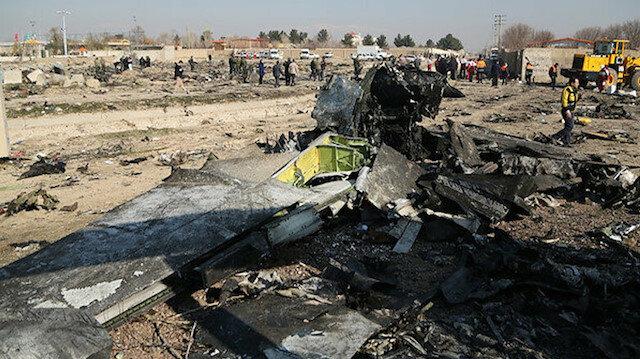 İran Genelkurmay Başkanlığı: Uçak yanlışlıkla füze ile vuruldu