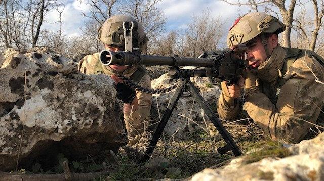 İçişleri: Mardin'de terör örgütüne yönelik 'KAPAN-1 BAGOK' operasyonu başlatıldı