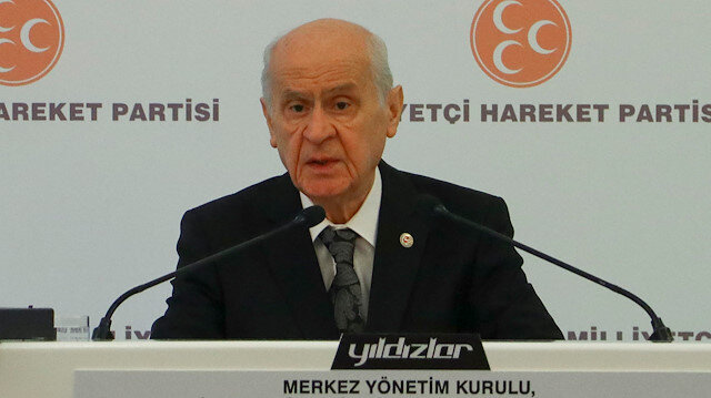 MHP Genel Başkanı Bahçeli: Komşu coğrafyalardaki çözülmenin dayanacağı son sınır Türkiye'dir