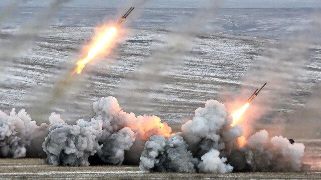 Irak'ta ABD üssüne füzeli saldırı: 4 Irak askeri yaralandı