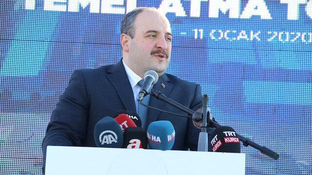 Sanayi ve Teknoloji Bakanı Varank: Ekonomik büyümenin güçlendiği yoldayız