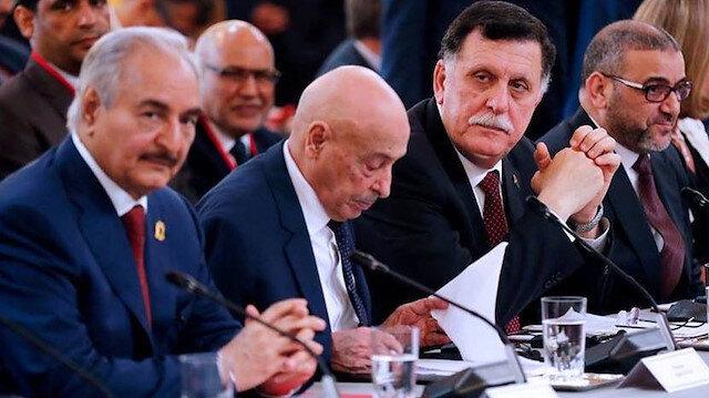Libya'da ateşkes anlaşması bugün imzalanabilir
