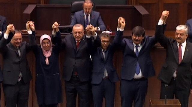 4 ilçe bir belde belediye başkanı AK Parti'ye geçti