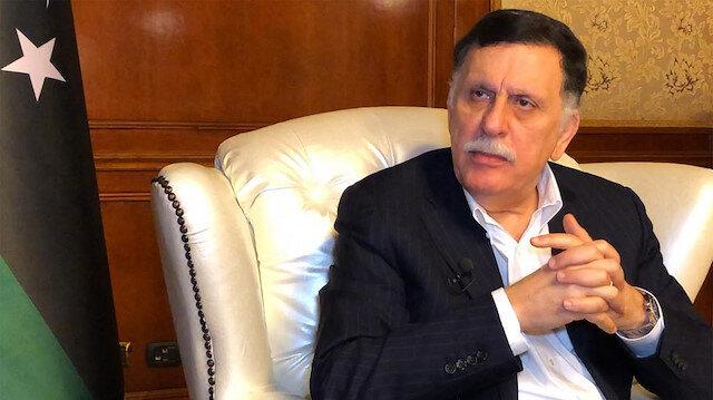 Serrac, ABD'nin Ankara Büyükelçisi Satterfield ile görüştü