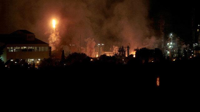 İspanya'da petrokimya tesisinde şiddetli patlama