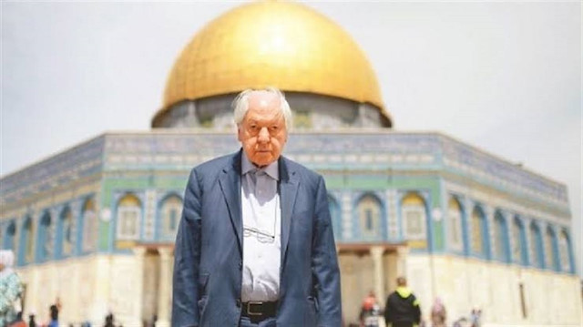 Bir Kudüs Nuri Pakdil'i