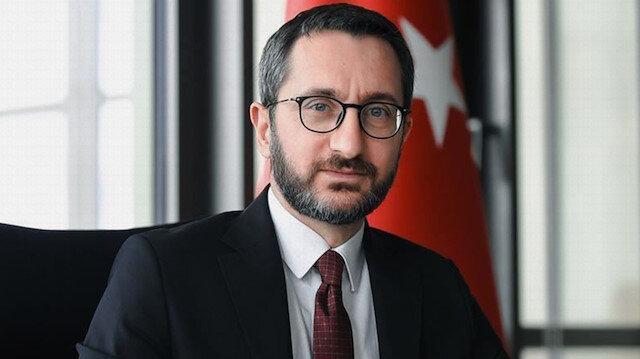 İletişim Başkanı Fahrettin Altun: Mısır makamlarının düşmanca uygulamalarını kınıyoruz