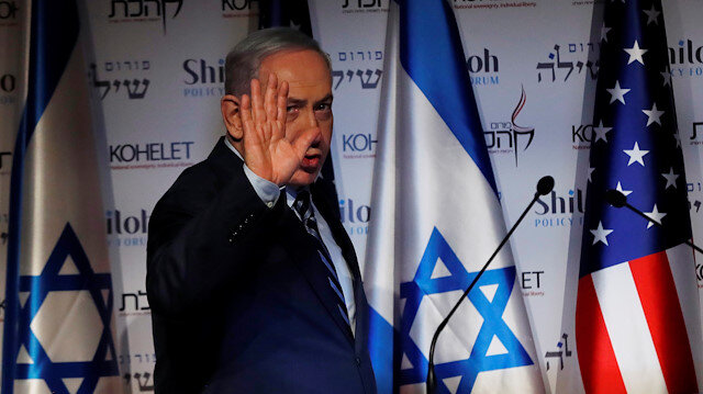 Netanyahu'nun dokunulmazlık başvurusu yapması üzerine İsrailliler: Dokunulmazlık verilmesin