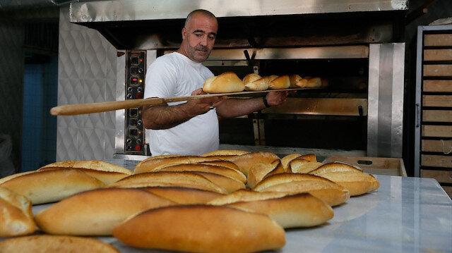 İstanbul'da ekmek fiyatlarına yüzde 20 zam talebi