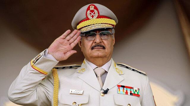 Libyalı uzman: Hafter'in siyasi çözüm derdi yok