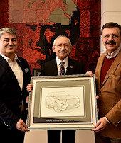 Kılıçdaroğluna TOGG tablosu