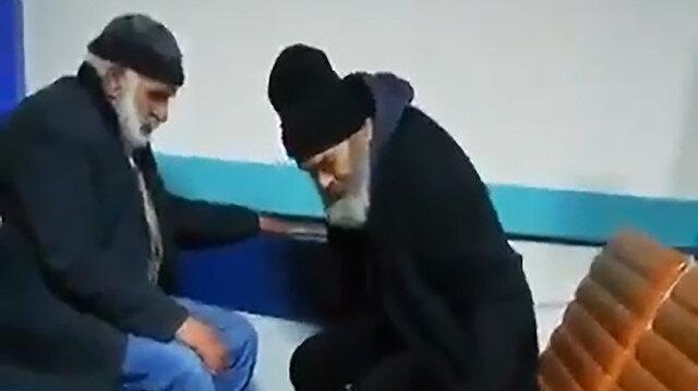 İzmir'de hastaneye sığınan evsizleri şikayet edip dışarı attırdılar