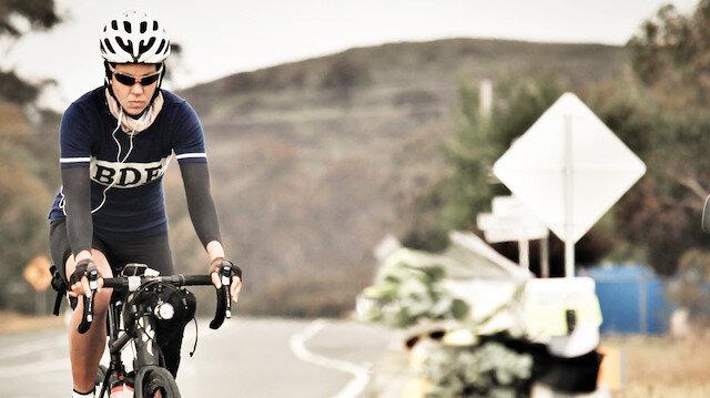 Bisiklet sayesinde yaşadığımı hissettim