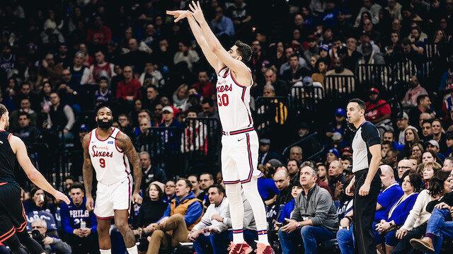 NBA'de Furkan'ın gecesi: Kariyer rekorunu kırdı