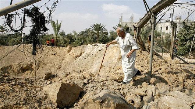 Filistin Çevre Kalite Kurumu: İsrail koruma adı altında toprak çalıyor