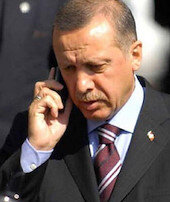 Başkan Erdoğandan  Ecevit taziyesi