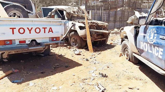 Somali'de hedef yine Türkiye