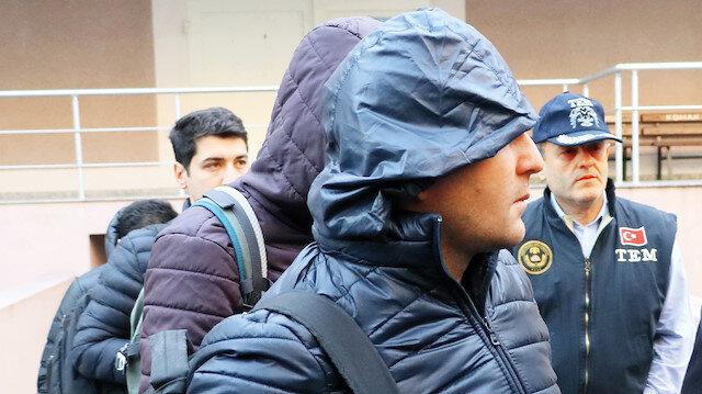 56 muvazzaf tutuklandı