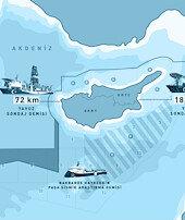 Yunanistanınişgal haritası yırtıldı