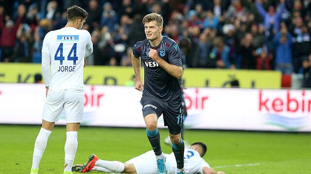 Trabzonspor-Kasımpaşa: 6-0