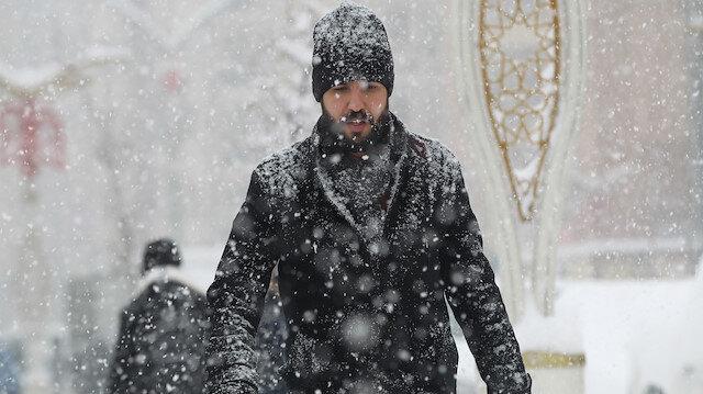Meteorolojiden uyarı: Sağanak ve kar yağışı bekleniyor
