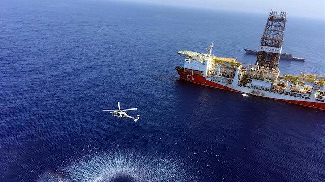 Dışişleri: Yavuz sondaj gemisi G ruhsat sahasına intikal etti