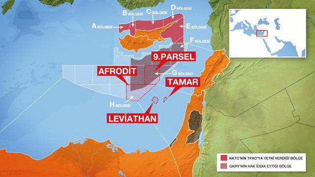 Bölge ile ilgili harita