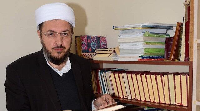 Kanaat önderi Abdulkerim Çevik'in katil zanlısı: Sosyal medya mesajları için öldürdüm
