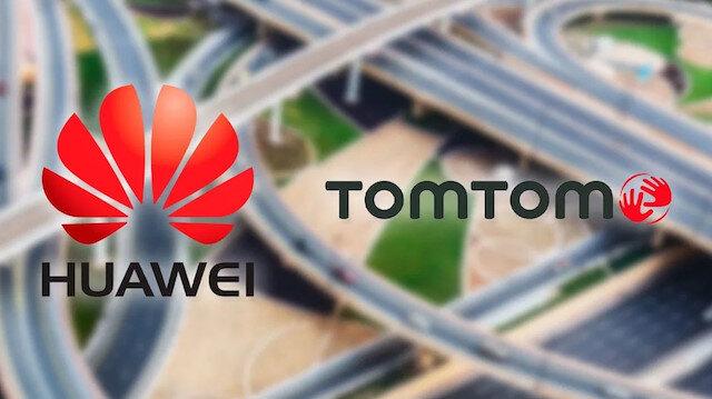 Huawei, haritalar servisi için TomTom ile anlaştı
