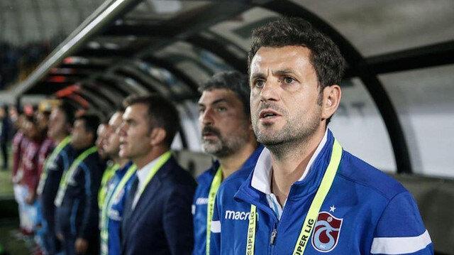 Trabzonspor Hüseyin Çimşir'le 1,5 yıllık sözleşme imzaladı