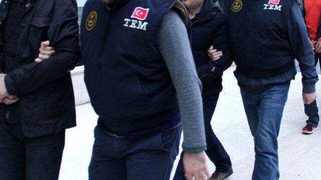 İzmir merkezli 4 ilde PKK operasyonu: 25 gözaltı kararı