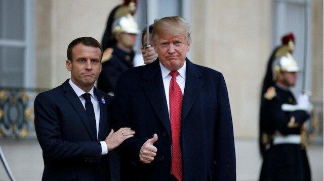 Macron ve Trump 'dijital vergi savaşında' ateşkes kararı aldı