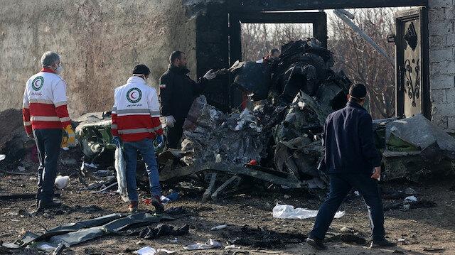 İran doğruladı: Ukrayna uçağını iki füzeyle vurduk