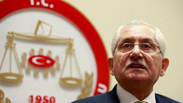 YSK Başkanı Güven: Oy zarfı kaldırılmalı