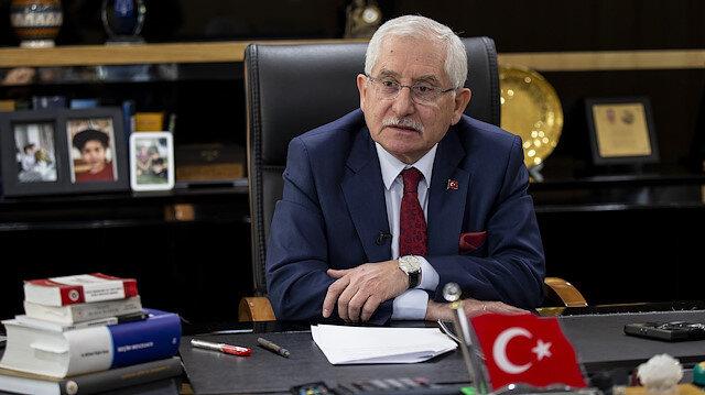 YSK Başkanı Güven'den önemli açıklamalar: Oy zarfı kaldırılsın
