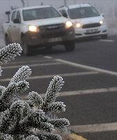 İstanbullulara kar ve buzlanma uyarısı