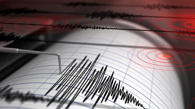 Manisa'da 5,4 büyüklüğünde deprem meydana geldi